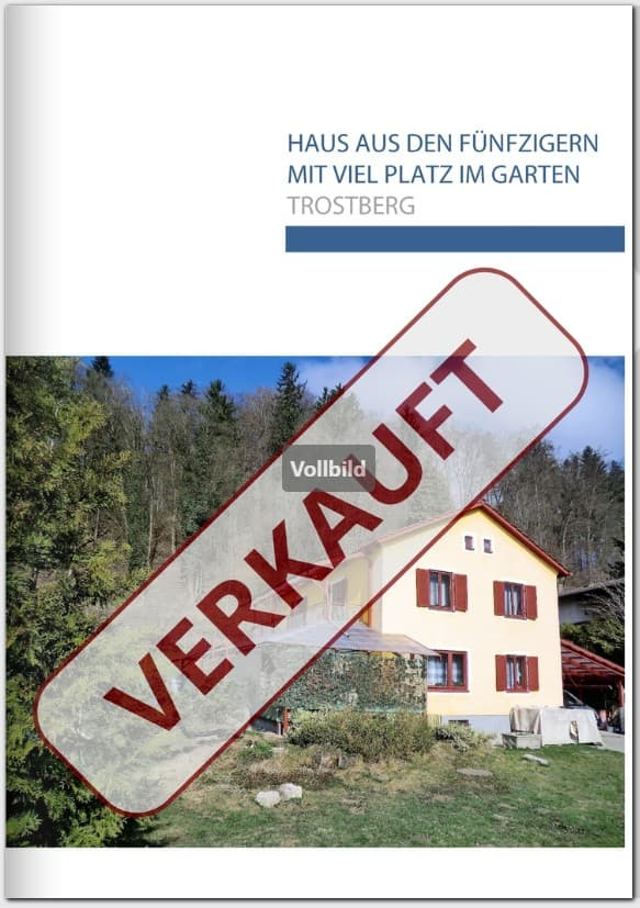 Haus In Trostberg Zu Verkaufen
