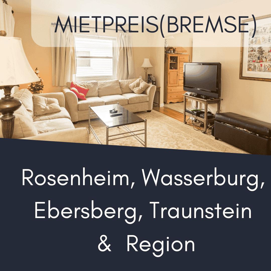 Immobilienblase - Rosenheim